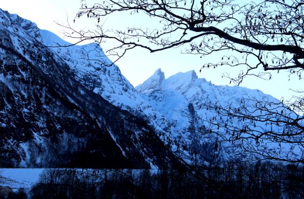 Fjell i Romsdalen 1