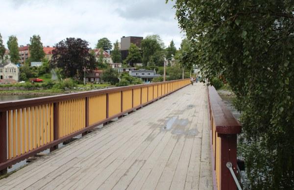 Gangbrua i Trondheim