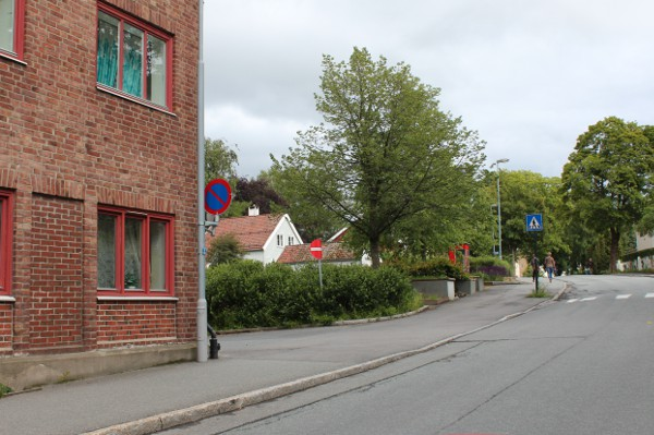 Klostergata på hjørnet